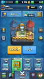 Vand cont Clash Royale arena 7, Supercell