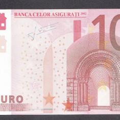 Bon 10 euro OMV UNC