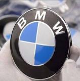 Emblema sigla BMW originala Capota-Portbagaj 82mm