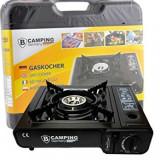 Aragaz portabil 1 ochi 2,5 kw ideal camping/pescuit