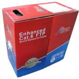 Cablu retea UTP Cat6E Alien 0.5mm CCA - rola 305m retea - network 1 gb
