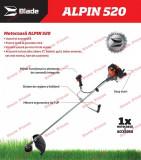 Motocoasa Blade Alpin 520 (3 CP), China