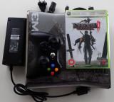 Consola Microsoft Xbox 360 S impecabil 320Gb Editie Limitata MW3 Ninja Gaiden