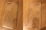 Carcasa transparenta iPhone7/iPhone 8 - plastic dur, lucioasa, Transparent