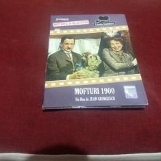 DVD MOFTURI, Romana