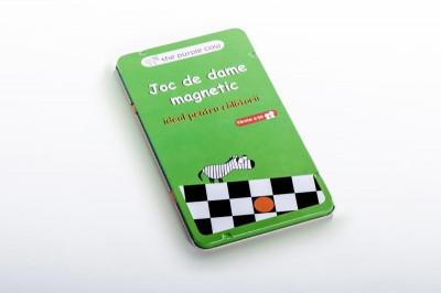 Joc magnetic - Dame foto