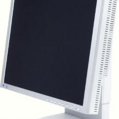 Monitor 19 inch LCD, NEC MultiSync 1980SX, Silver & White, Grad B