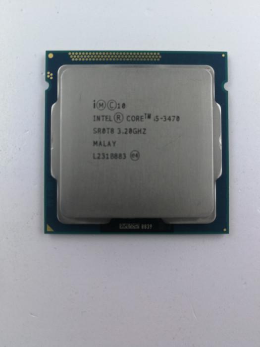Procesor PC Intel i5-3470