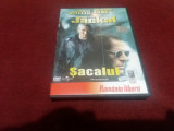 DVD THE JACKAL SACALUL, Romana