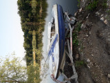 Barca  de viteza 4 m.