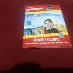 DVD MOMENTE SI SCHITE, Romana