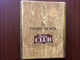 Intim club cutie pachet gol pentru tigari de foi trabuc RSR an 1976 de colectie