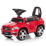 Masinuta Chipolino Mercedes Benz GL63 AMG red, Rosu
