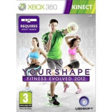 YOUR SHAPE - Fitness Evolved 2012 - Kinect  - XBOX 360 [Second hand], Board games, 16+, Multiplayer