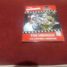 DVD D-ALE CARNAVALULUI, Romana
