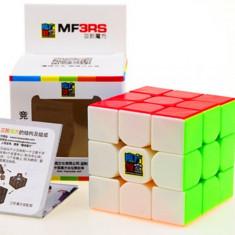 Cub Rubik MoYu MF3RS MoFang JiaoShi 3x3x3, 56mm, 4-6 ani, Unisex