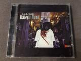 CD hip hop B.U.G. Mafia Baietii Buni (2003) , ca si NOU, cat music