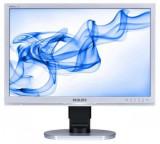 Monitor 24 inch LCD, Full HD, Philips 240B1, Silver & Black