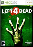 Left 4 Dead  - XBOX 360 [Second hand], Shooting, 16+, Single player