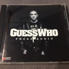 CD Guess Who Probe Audio (2009) (editie limitata carcasa normala) NOU