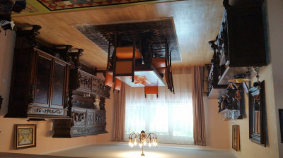 Mobilier sufragerie, stil Renastere italiana foto