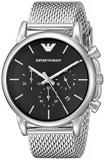 Emporio Armani Cronograf AR1811. Original!, Fashion, Quartz, Otel