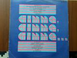 Gimme gimme gimme compilatie disc vinyl lp amiga records muzica pop rock disco, VINIL