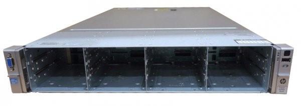 Server HP ProLiant DL380e G8, Rackabil 2U, 2 Procesoare Intel Octa Core Xeon E5-2450L 1.8 GHz, 64 GB DDR3 ECC Reg, 12 Bay-uri de 3.5inch, Raid foto mare