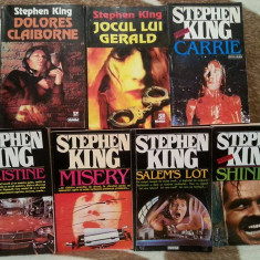 STEPHEN KING CARTI (7 VOL)