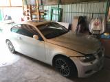 BMW E92 320d avariat, Seria 3, 320, Motorina/Diesel