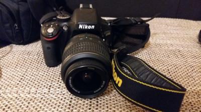 Vand aparat foto DSLR Nikon D5100 foto