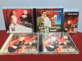 4 CD-uri + 1 caseta audio Aurel Tamas (muzica usoara,populara) , NOI