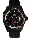 CEAS AUTOMATIC WINNER CARRERA CONCEPT TACHYMETER BLACK SKELETON-MODEL 2018 !!, Casual, Mecanic-Automatic, Inox
