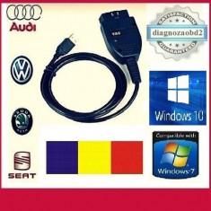 Tester diagnoza auto VAG.COM 14.10 VCDS   Audi VW Seat Skoda En ROMANA