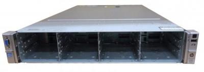 Server HP ProLiant DL380e G8, Rackabil 2U, 2 Procesoare Intel Octa Core Xeon E5-2450L 1.8 GHz, 16 GB DDR3 ECC Reg, 12 Bay-uri de 3.5inch, Raid foto