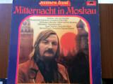 James last mitternacht in moskau disc vinyl lp muzica pop jazz vest germany 1972, VINIL, Polydor