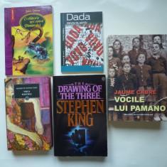Lot set carte carti beletristica literatura universala !