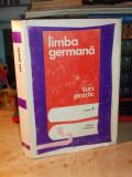 JEAN LIVESCU / EMILIA SAVIN - LIMBA GERMANA , CURS PRACTIC * VOL. 1 - 1972