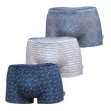 3 pack boxeri baieti Summer, COTONELLA