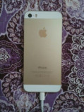 IPhone 5S, Auriu, 16GB, Alta retea