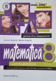 MATEMATICA ALGEBRA GEOMETRIE CLASA VIII-A  CONSOLIDARE - Negrila (2 volume)