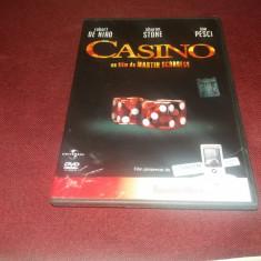 DVD CASINO, Romana
