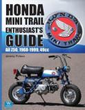 Honda Mini Trail Enthusiast's Guide: All Z50, 1968-1999, 49cc, Paperback