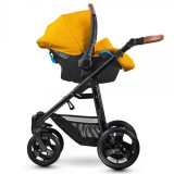 Carucior 3 in 1 Venicci Gusto Yellow