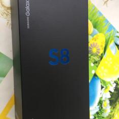 Samsung s8 sigilat orange, Negru, 5.8''
