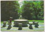 Bnk cp Targu Jiu - Masa Tacerii - circulata, Printata