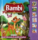 Citeste si asculta - Bambi, girasol