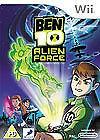 Ben 10 Alien Force -  Nintendo Wii [Second hand], Curse auto-moto, 3+, Multiplayer