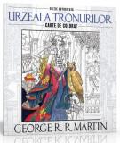 Urzeala tronurilor. Carte de colorat. Editie autorizata, litera