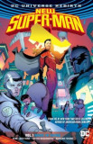 New Super-Man Vol. 1: Made in China (Rebirth), Paperback